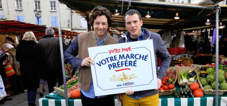 Votre marché préféré - St Môret