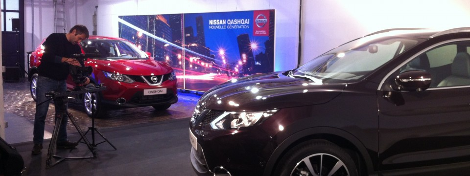 Qashqai Studio - Nissan