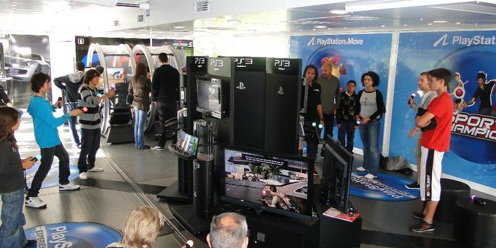 PS Experience Tour - Sony