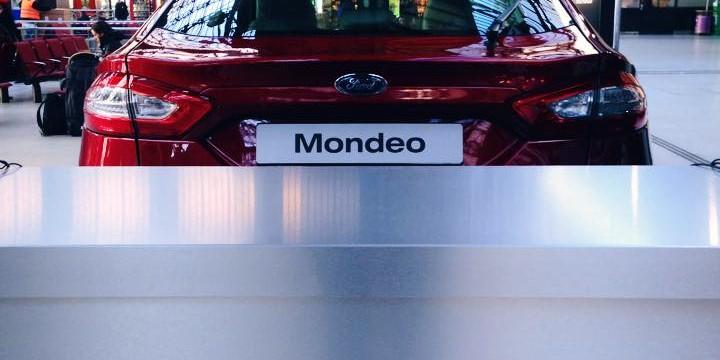 Présentation Mondeo - Ford